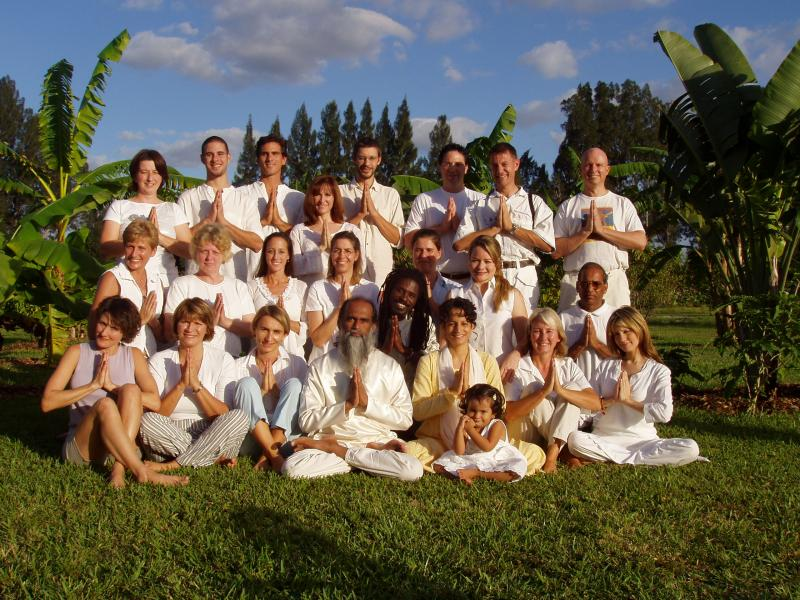 Sampoorna Yoga Teacher Certification Course with Yogi Hari