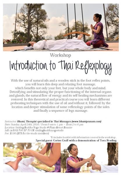 Introduction to Thai Reflexology