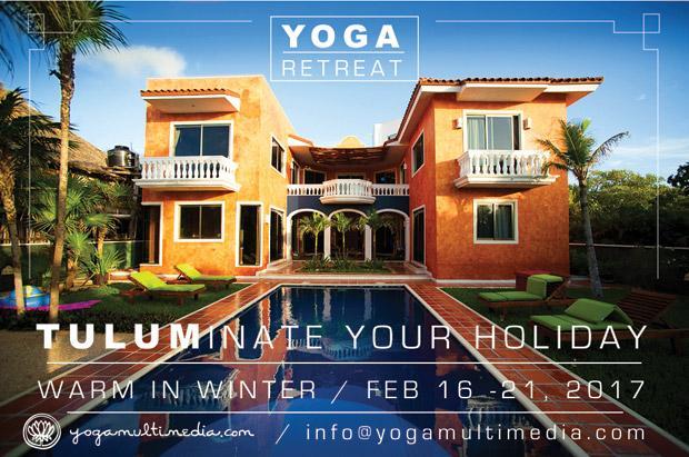 TULUMinate Your Holiday Yoga Retreat
