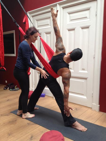 Yogaswing Teacher Training