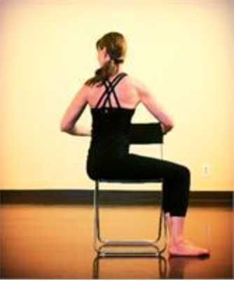 Chair Yoga & Working with Props