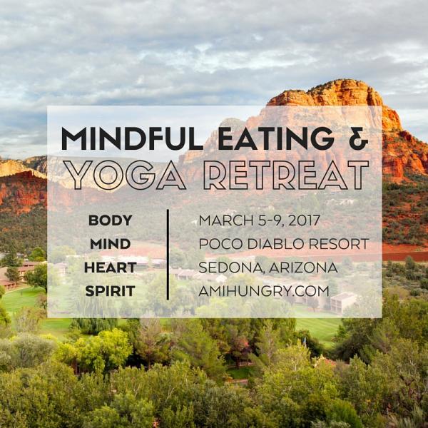 Mindful-Eating & Yoga Retreat