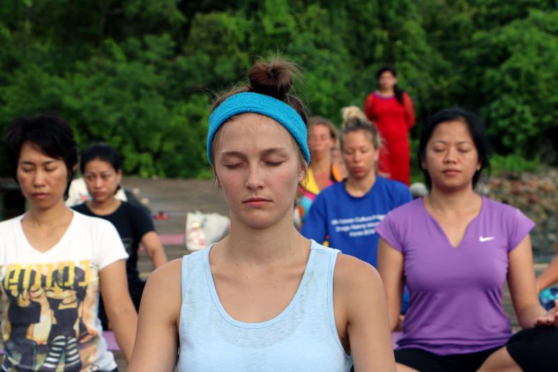 200 Hours Yoga Teacher Training Rishikesh