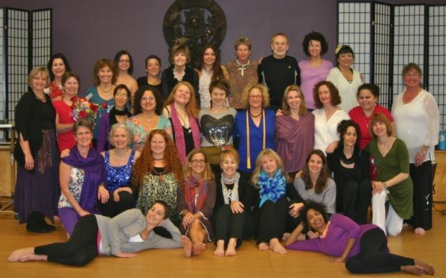 Let Your Yoga Dance® Teacher Training: Chakra Fusion, Module 1