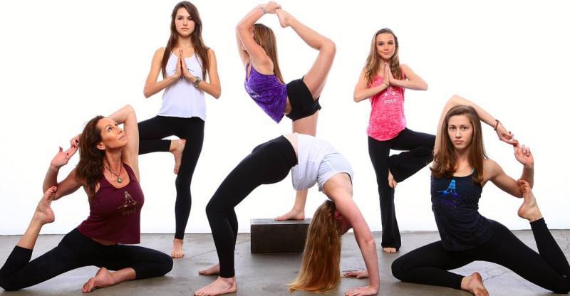 Tween/Teen Yoga Classes - Ages 12 - 17