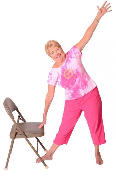 Stability Yoga for Seniors and Health-Challenged