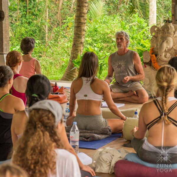 Zuna Yoga 200 hour Bali Yoga Teacher Training