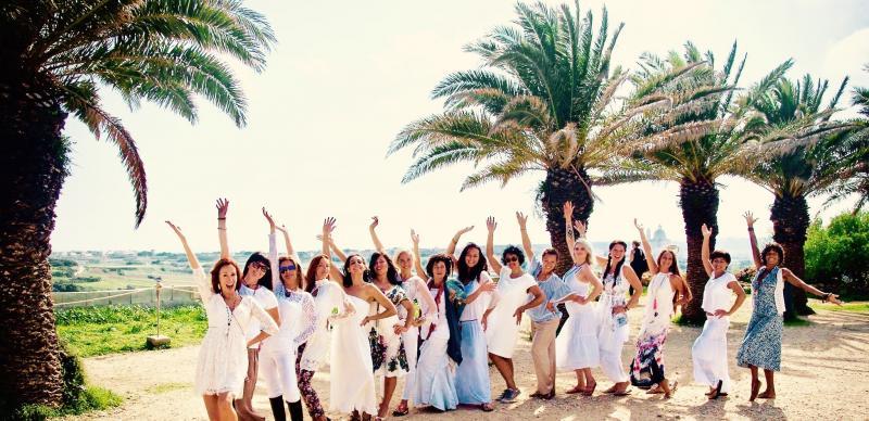 Goddess Essence Tantric Yoga Womb Healing Retreat in Gozo