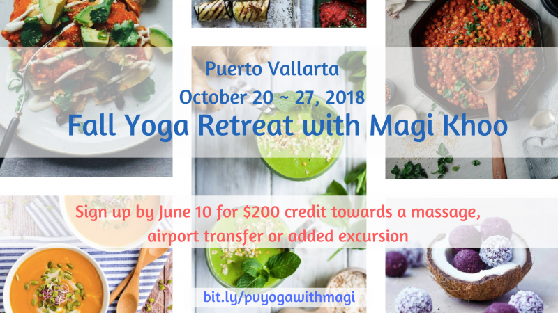 Yoga and meditation retreat in Puerto Vallarta