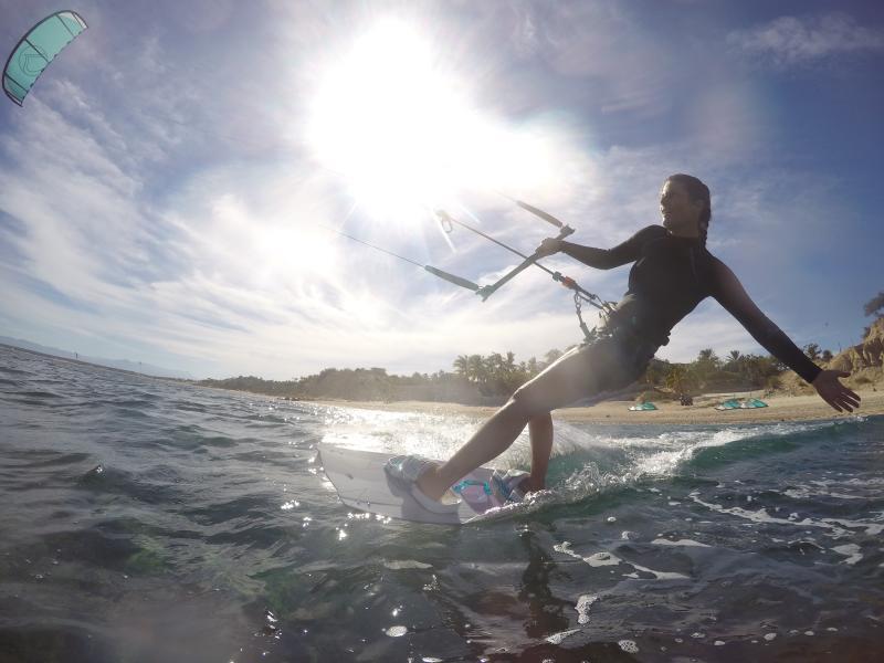 Peru Kiteboarding Goddess Gathering and Yoga Retreat