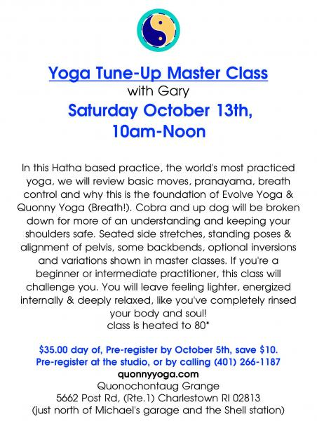 Yoga Tune-Up