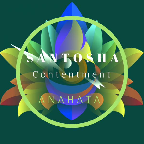 ROCK YOUR CHAKRAS, Roll Your Yamas - Contentment / The Heart