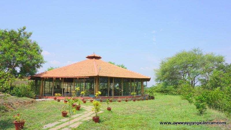 200 hrs Hatha Yoga Teacher Training at AyurYoga Eco-Ashram, India