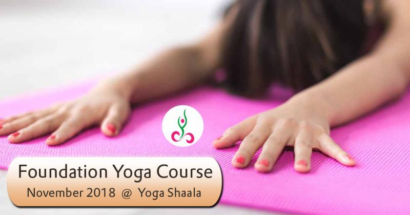 Foundation Yoga Course