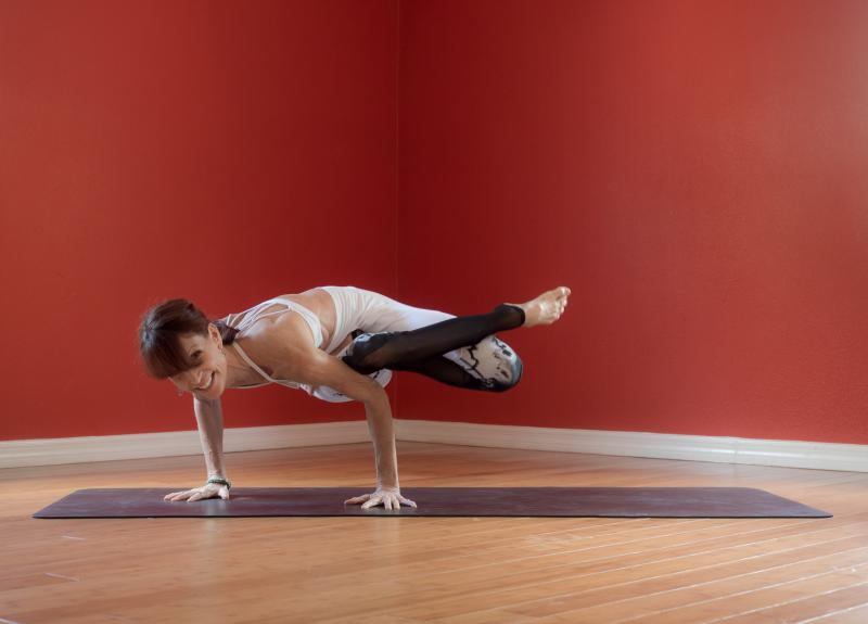 Intro. to Arm Balancing with Missy White