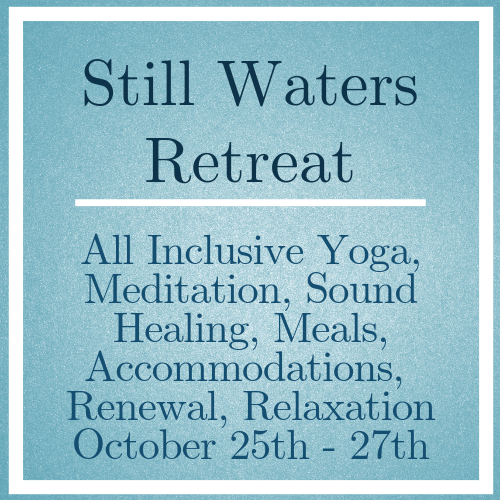 Still Waters Fall Retreat