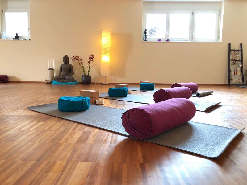 Meditation with Martine Burgy and Claire Dalloz