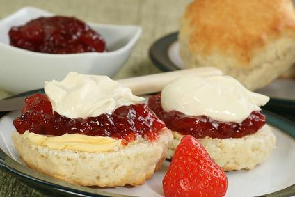 Yoga Cream Tea - Spring Reflection