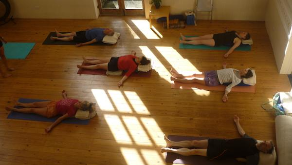 Yoga Therapy Workshop - Breast Cancer