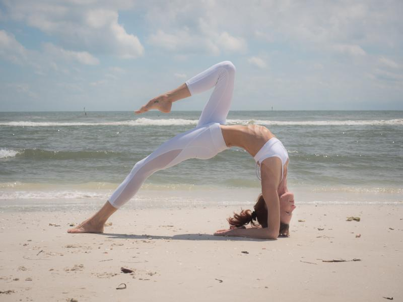 """Backbending Workshop """"Open Your Heart"""" with Missy White"""