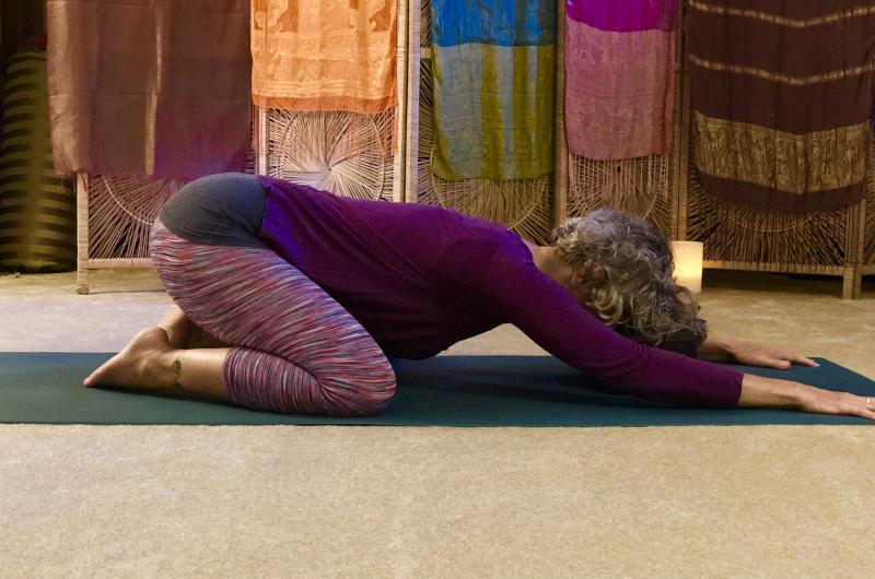 Gazing Within - Cultivating Awareness in Forward Bends