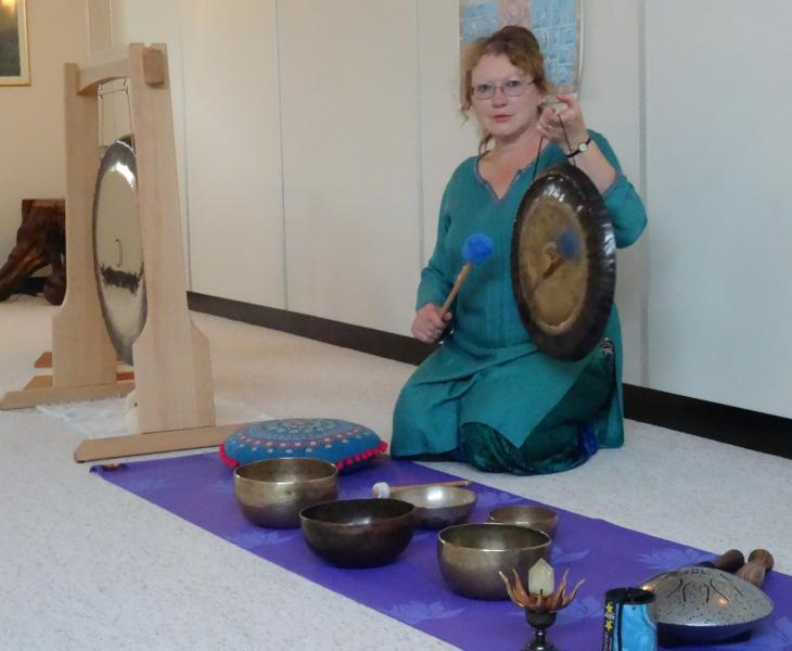 Gong Sound Deep Relaxation