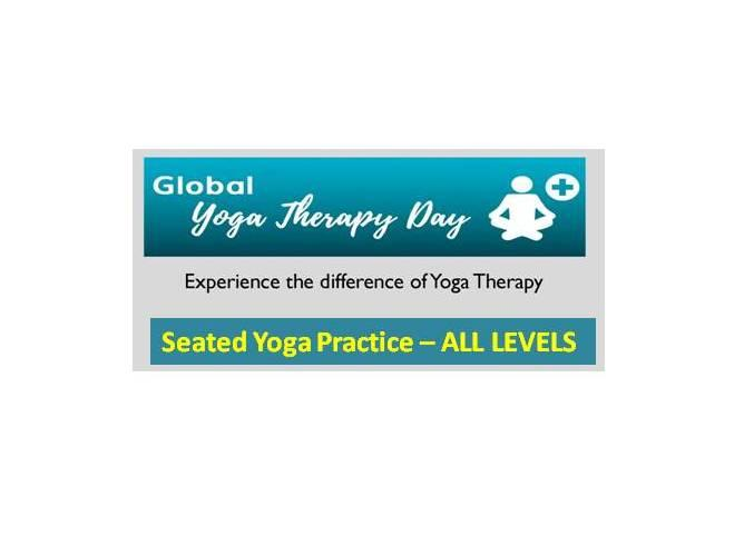 Seated Yoga Practice and Yoga Therapy Q&A