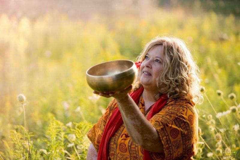 Tibetan Singing Bowl Sound Meditation w/Laura H.