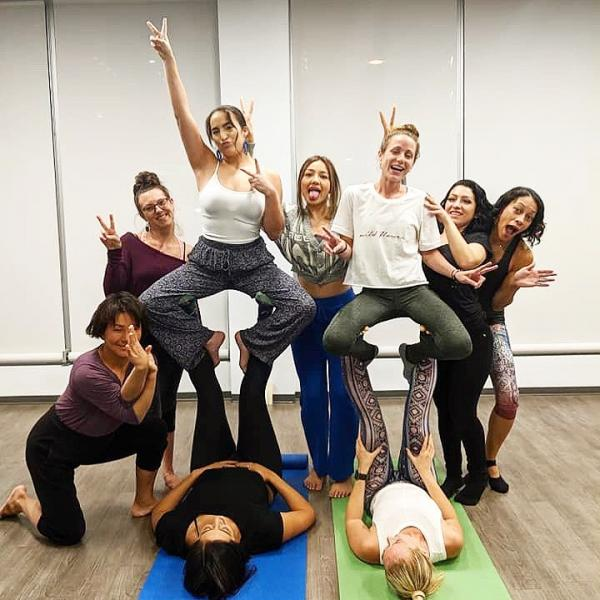 DTLV Coop 200Hr Yoga Teacher Training- Immersion Experience!