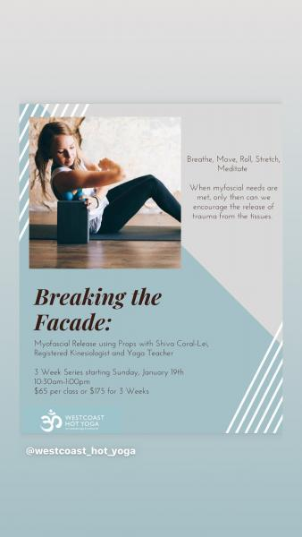 Trigger Point Myofascial Release: Breaking the Facade