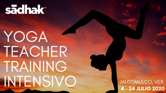 Sadhak Yoga Teacher Training Intensivo