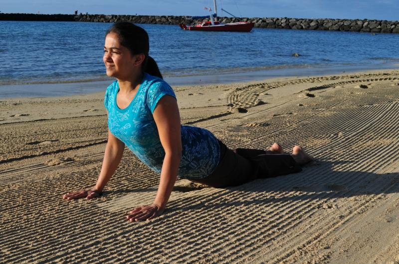 Online Yoga Classes with Vidya Nahar, ERYT-500