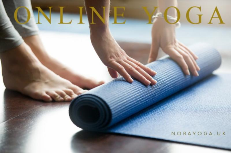 Free Online Yoga Class - All levels Welcomed