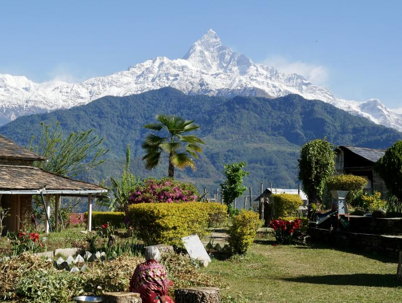 Nepal Yoga Retreat - DATE TBC
