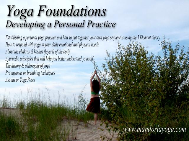Yoga Foundations One