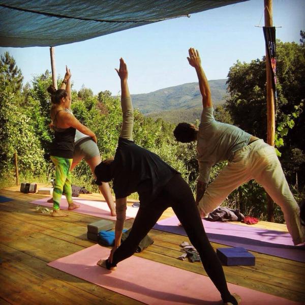 Chakra Balancing Yoga & Chakra Dancing Eco Retreat