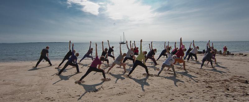 Yoga holiday on Mallorca