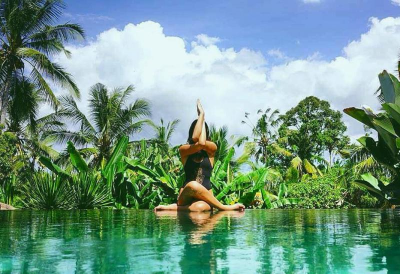 The Shala Bali        Yoga & Ayurveda Retreat