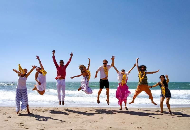 Mukta Tantra Yoga - Ashramaa - Agonda